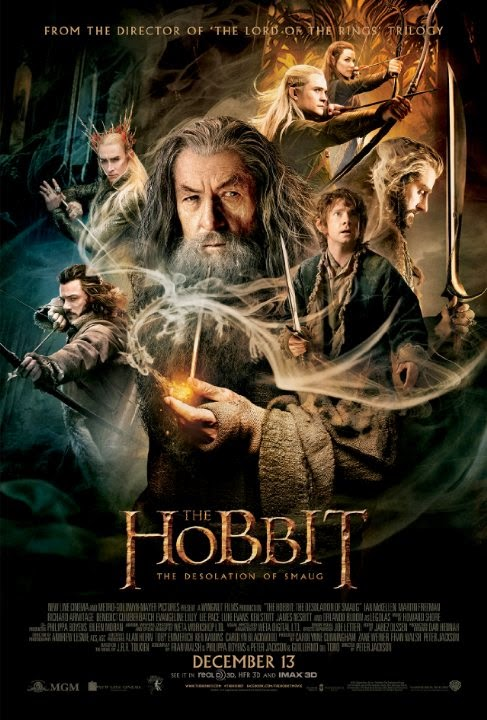 The Hobbit: The Desolation of Smaug (2013) BluRay 720p + Sub Indo