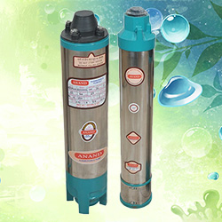 "Anand 4"" Submersible Single Phase AV4-1-2032 (2 HP) 