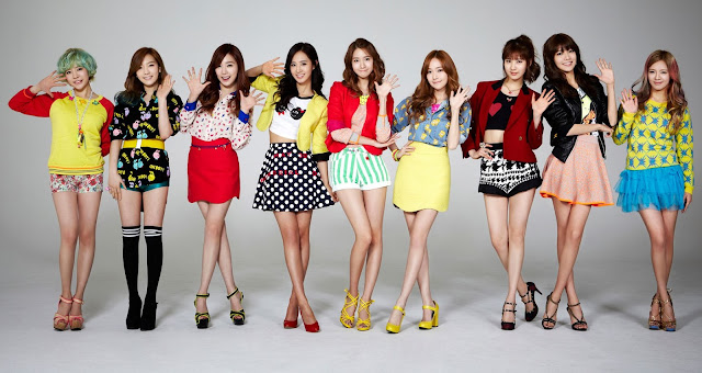 Girlband personnel reportedly Partying and Drunk Together