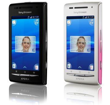 Roteando o Sony Ericsson XPERIA X8 e instalando apps no SD