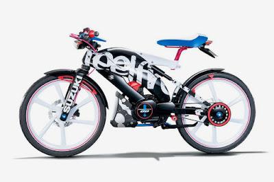 Suzuki Feel Free Go! Concept (2015) Side