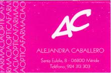 ALEJANDRA CABALLERO