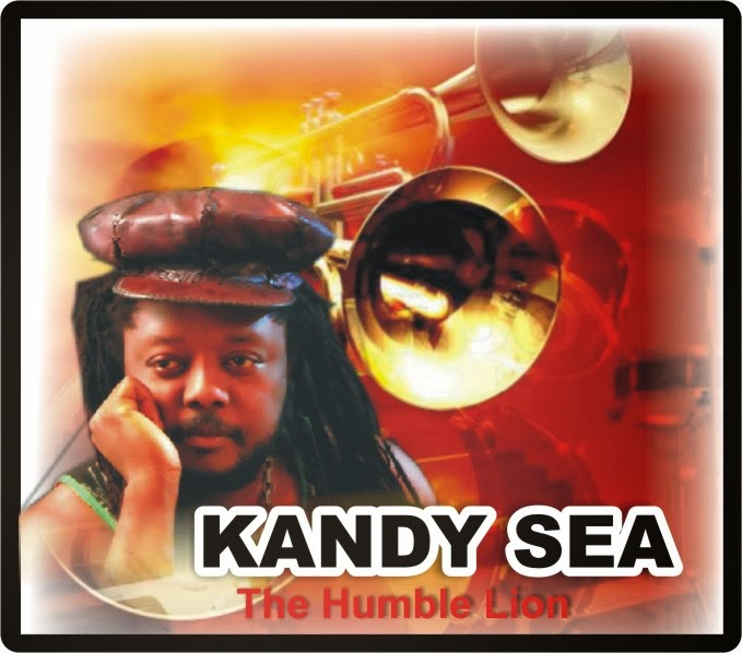 VIDEO: KANDY SEA - THE HUMBLE LION - ON ONE KNOWS TOMORROW