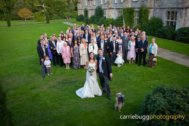 Kilcooley abbey wedding