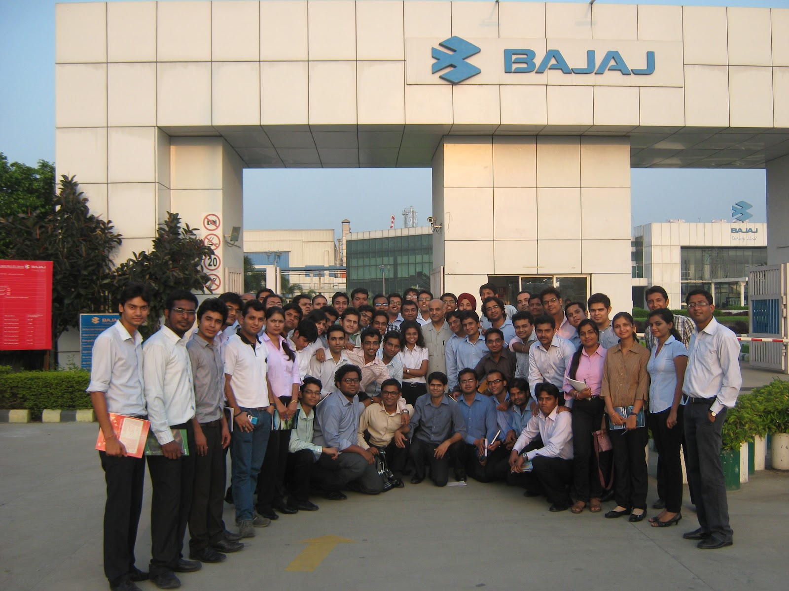 bajaj auto limited Bajaj auto limited manufactures and sells scooters, motor cycles, three-wheeler vehicles, and spare parts in india the last earnings update was 68 days ago.