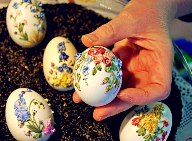art from waste eggshell crafts and arts ideas
