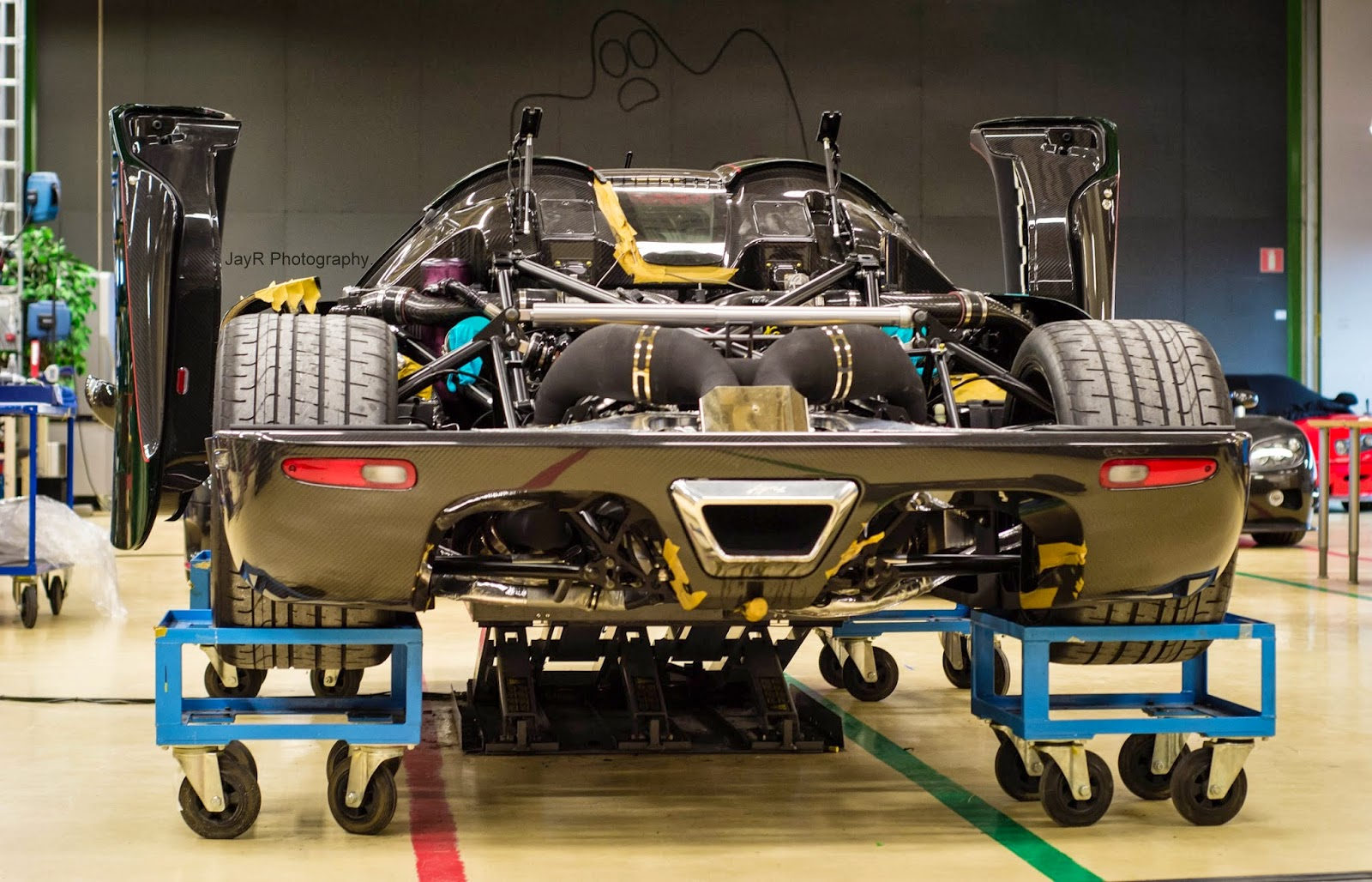 Koenigsegg Factory Visit The making of the Agera  On a Quest for