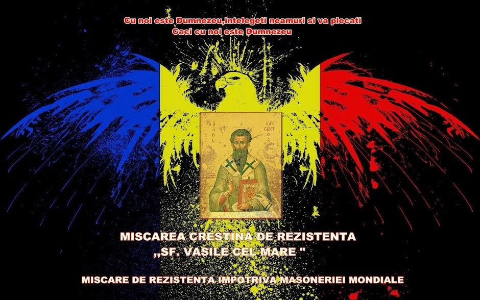 """Miscarea de Rezistenta """"Sf.Vasile Cel Mare"""""""