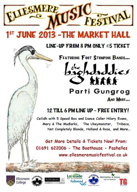 Ellesmere Shropshire Music Festival