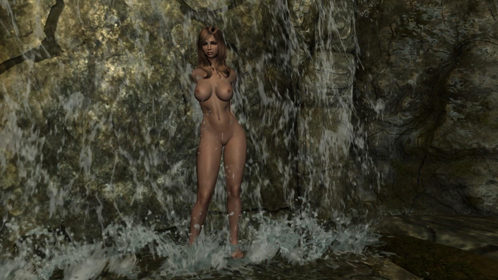 Skyrim nude models exploited videos