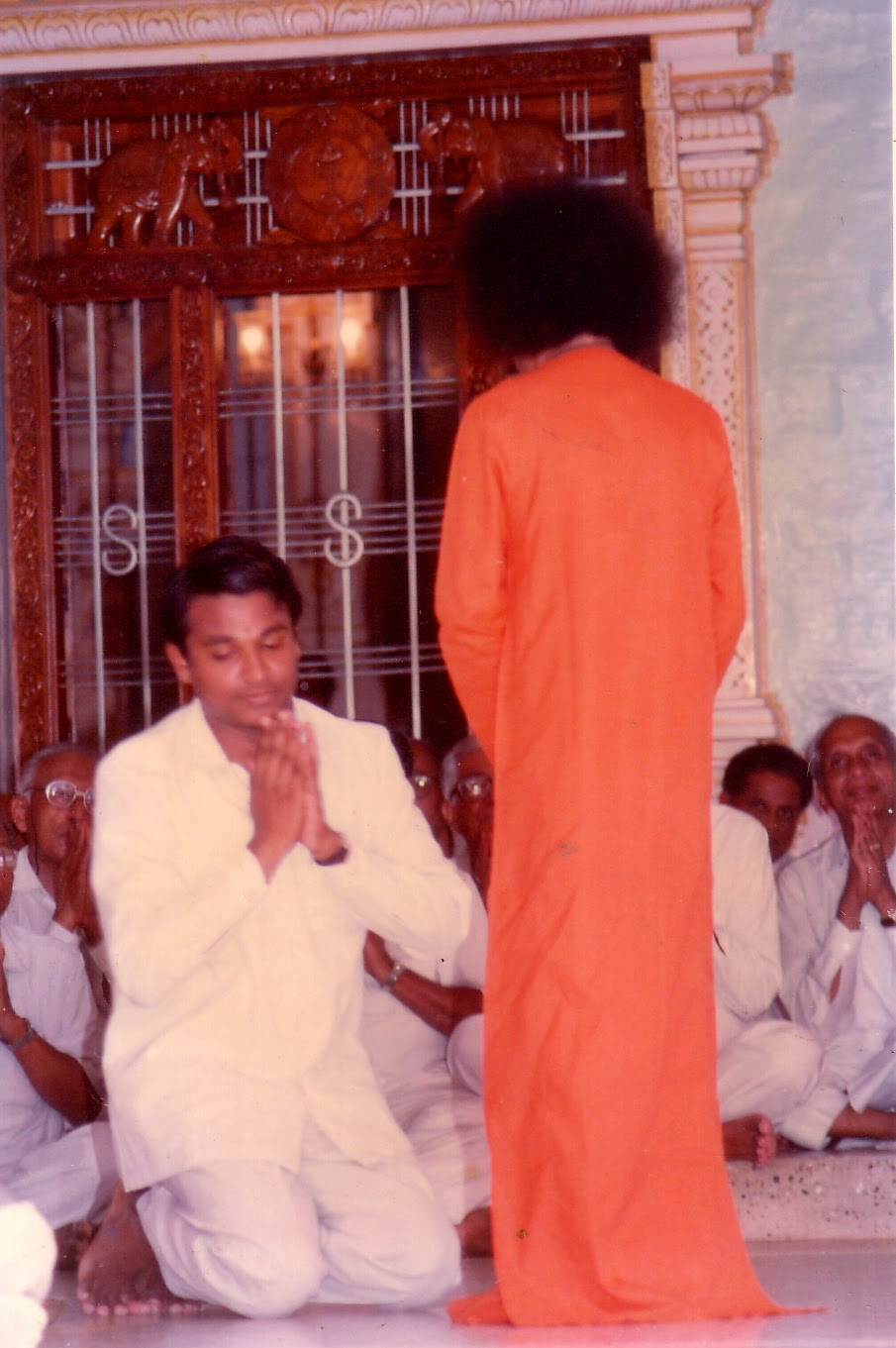 Sri Sathya Sai Higher Secondary School The Sri Sathya Sai Higher