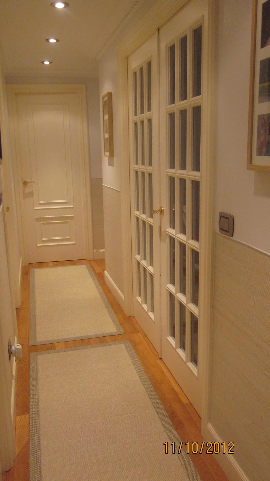 Decorar con cortinas y mucho m s el pasillo de vinilo - Cortinas para pasillos ...