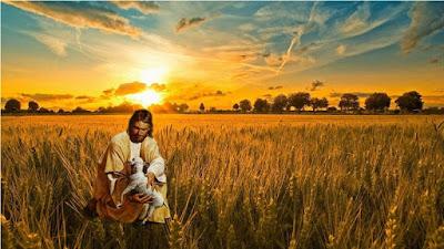 imagen Jehová es mi pastor