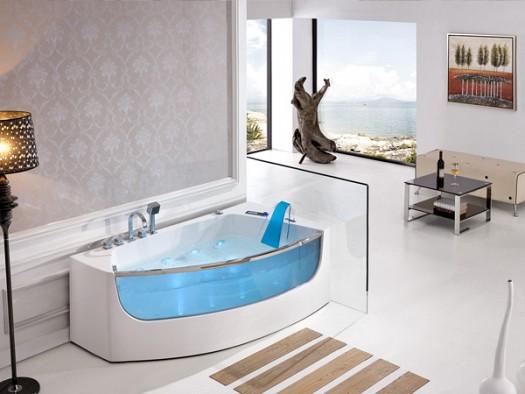 ديكورات حمامات جاكوزي  2013