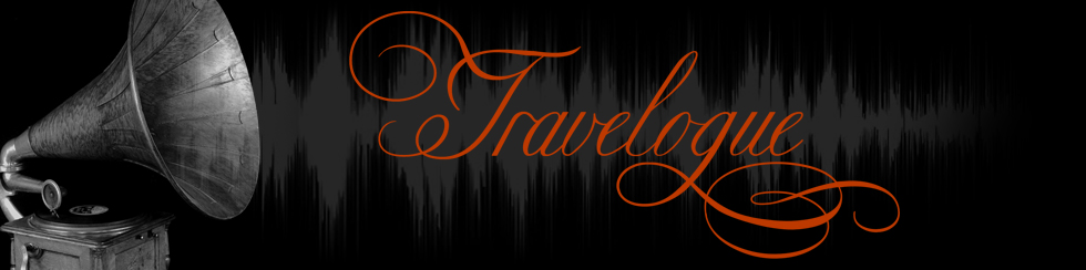 Travelogue, by Jon Sonnenberg