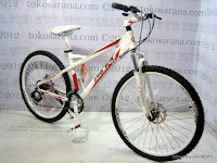 A 26 Inch Pacific Aviator 2.0 HardTail Mountain Bike