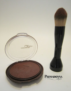 Bronzer for dark skin black african american women of color WOC