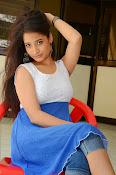 Santhoshi Sharma sizzling photos-thumbnail-19