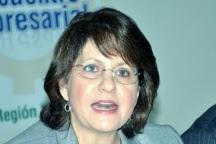María Victoria Meniccuci; Presidenta Cámara de Comercio Y Producción de Santiago y de Fedocámaras