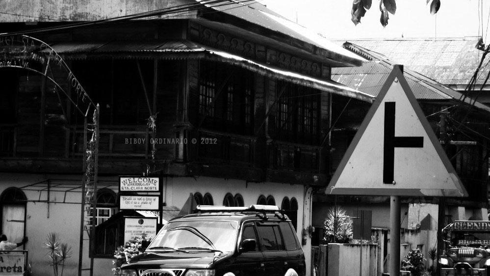 Old spanish house in Pila Laguna Philippines