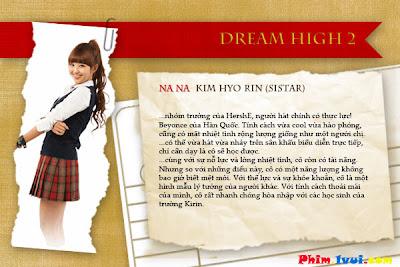 Phim Bay Cao Ước Mơ 2 - Dream High 2 [Vietsub] 2012 Online