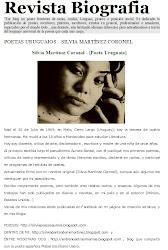 Revista Biografia: Silvia Martínez Coronel - [Poeta Uruguaia]