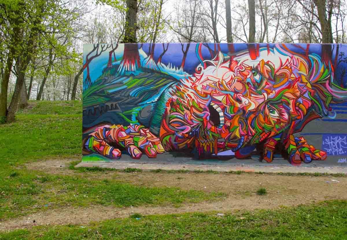 How To Graffiti Art