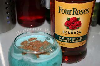 Cocktail con Bourbon: Manhattan Milk