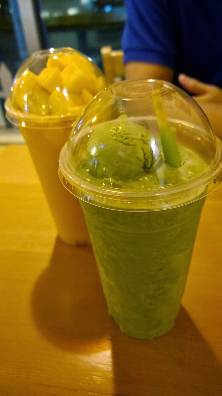 ... (North Burnaby) - Specialty Bubble Tea Near SFU ~ Eating With Kirby