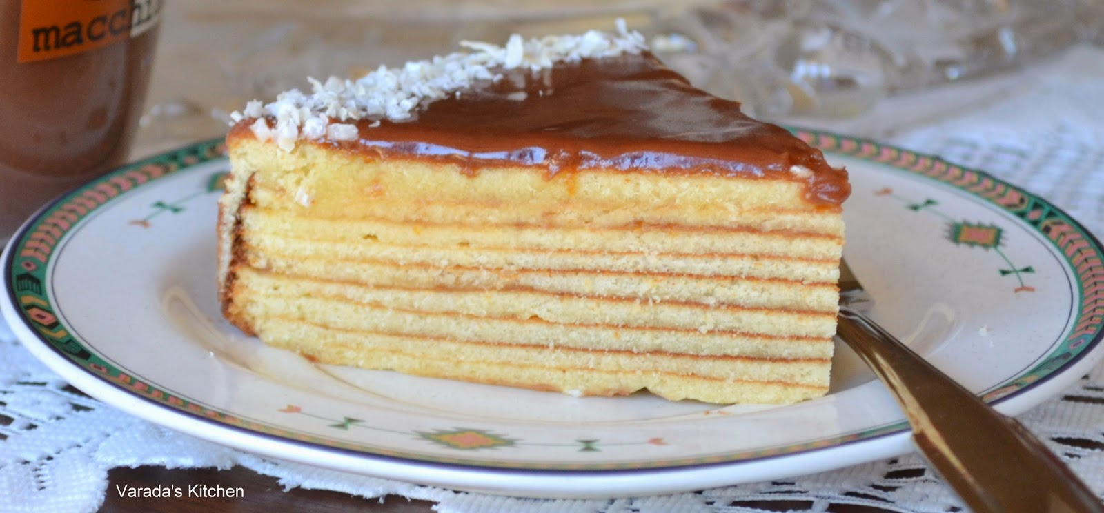 German Tree Cake (Baumtorte/Baumkuchen) Recipe — Dishmaps