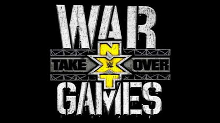 Poster Of WWE NXT TakeOver WarGames 18th November 2017 HDTV 480P 300MB