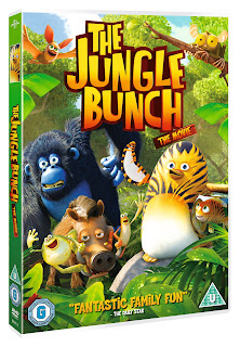 The Jungle Bunch, John Lithgow, children DVD