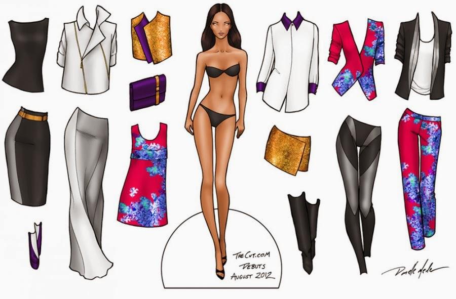 коллекции одежды доклад