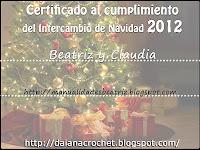 Certificado 2012-2013