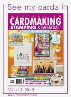 Australian Cardmaking Stamping & Papercraft