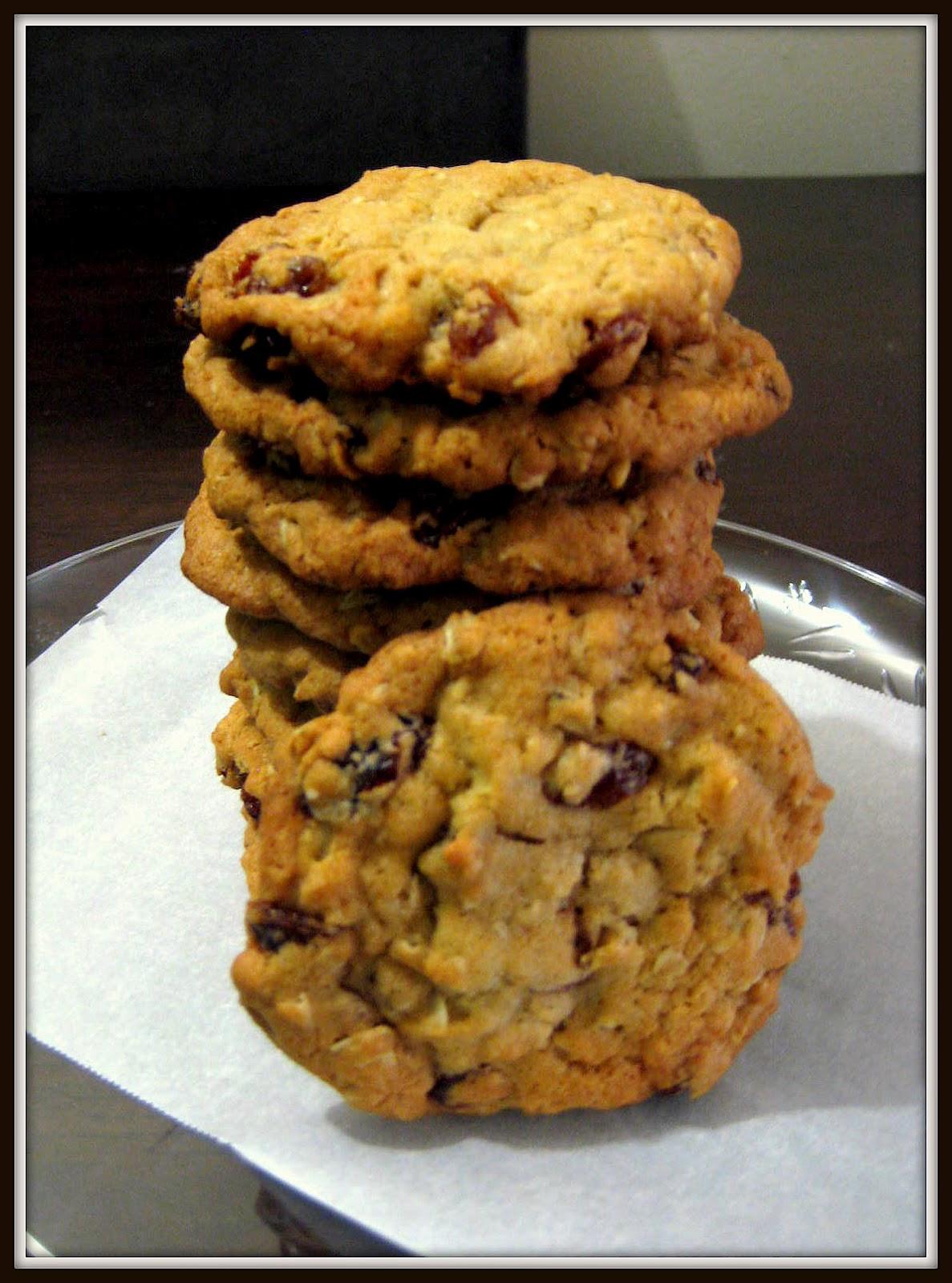 oatmeal raisin spice cookies. Black Bedroom Furniture Sets. Home Design Ideas
