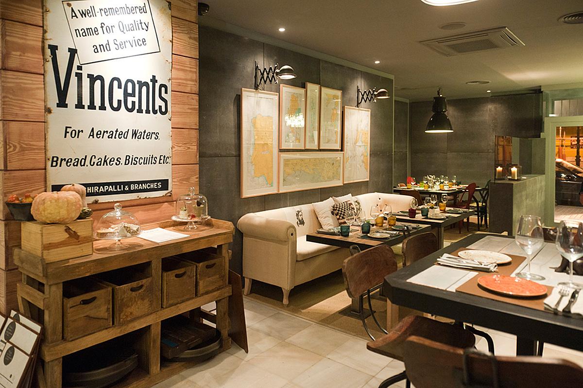 Las cositas de beach eau valen cia for Muebles restaurante