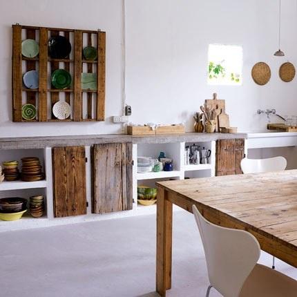 des cuisines authentiques