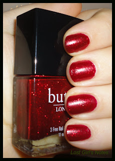 butter london chancer swatches and review