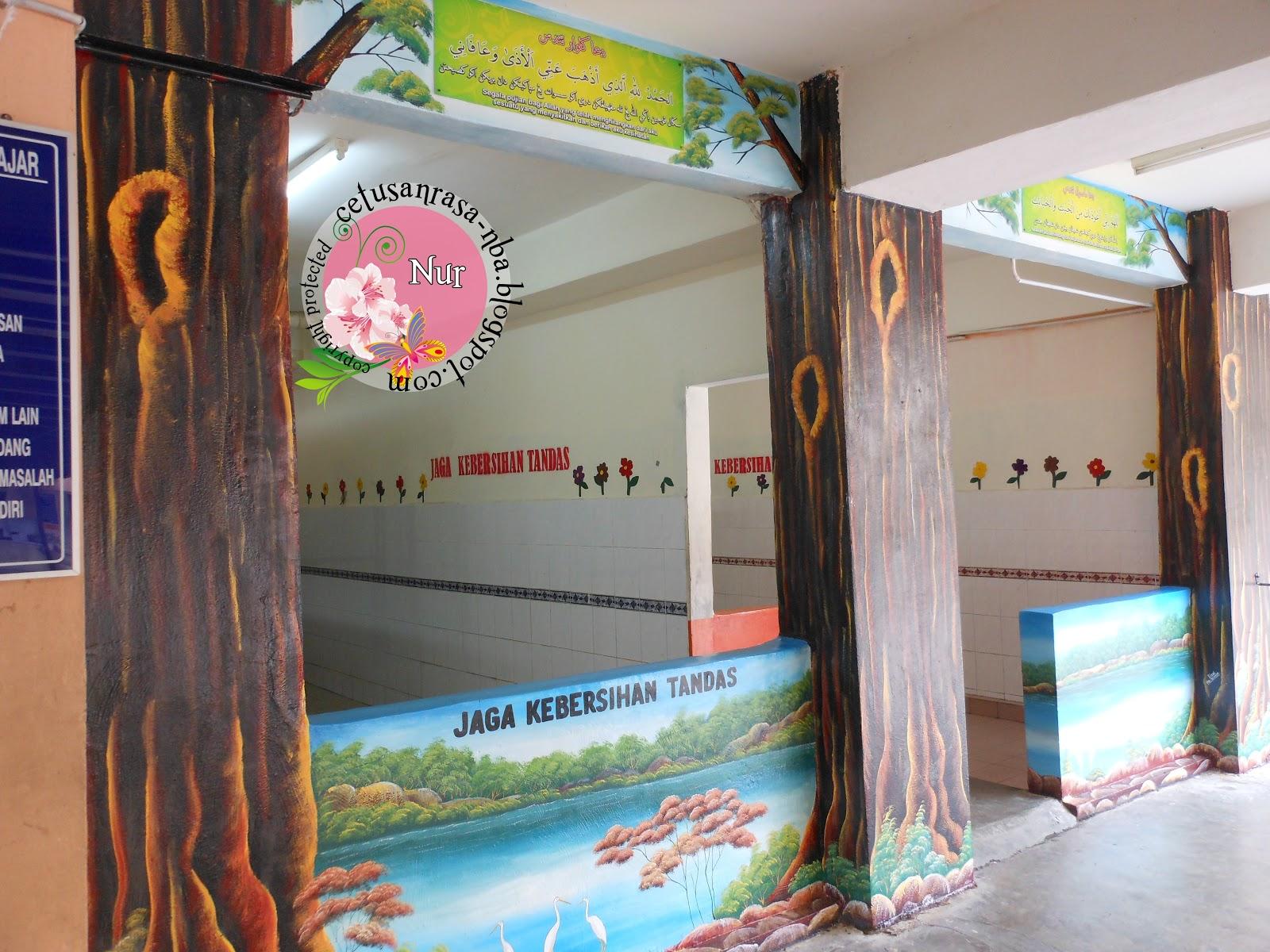 Cetusan rasa cantiknya lukisan mural ni for Mural yang cantik