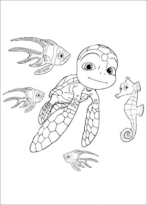 Free Coloring Pages Of Children Around The World - Free Coloring Pages