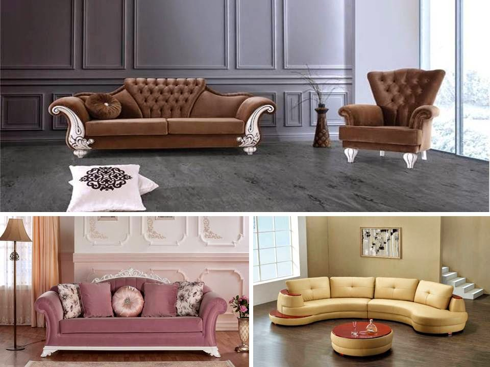 New Season Sofa models Designs 2015