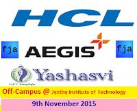 HCL-AEGIS-Yashasvi-Information-jyothi