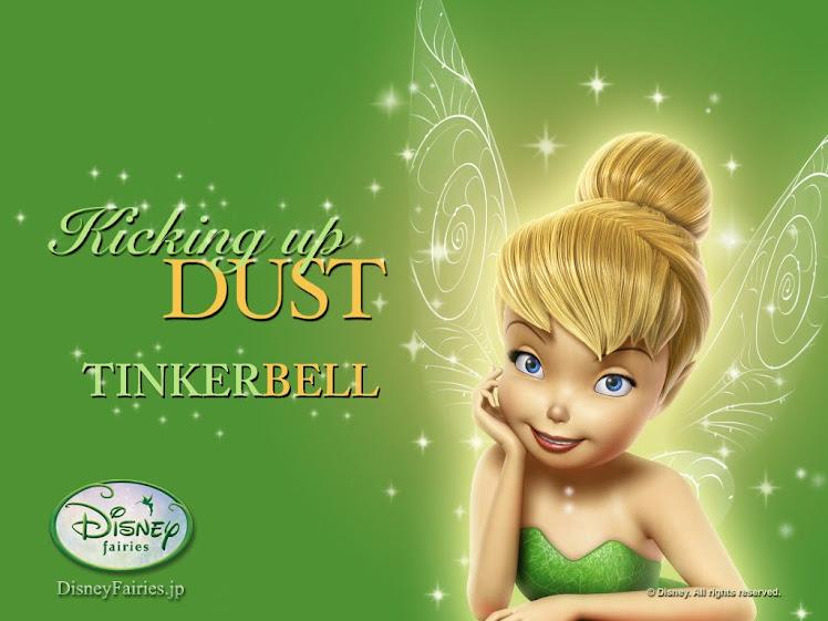 Fada Tinker Bell