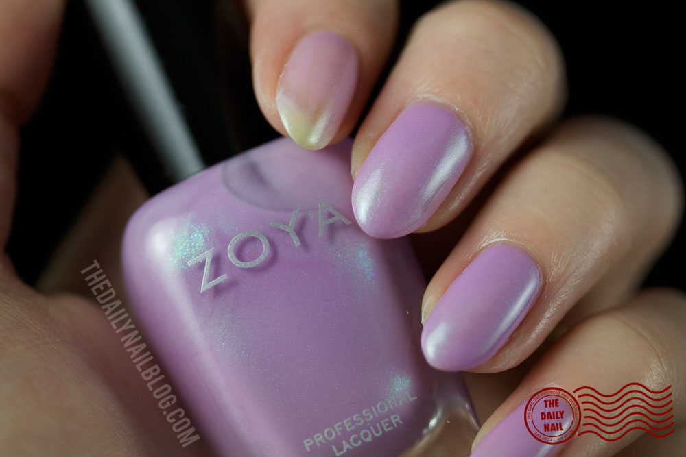 Zoya Leslie Swatch - Zoya Delight 2015 Collection - 2