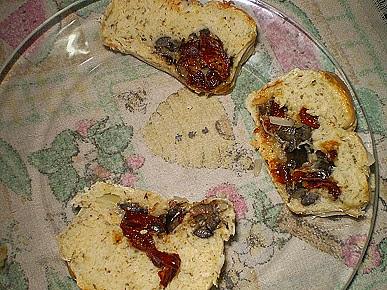 Italian flavores bread