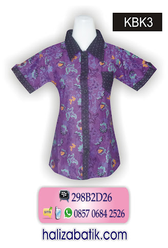 085706842526 INDOSAT, Grosir Batik, Baju Batik Wanita, Baju Batik Modern, KBK3, http://grosirbatik-pekalongan.com/Blus-kbk3/