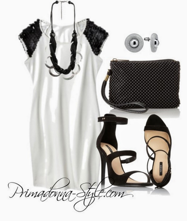 to wear with black and white dress to a wedding baby bridal shower