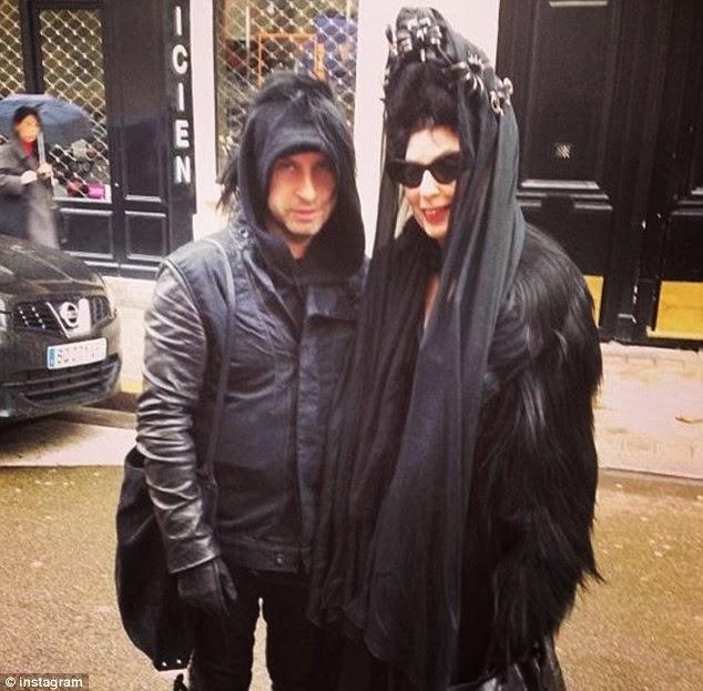 Abrigo de piel de gorila
