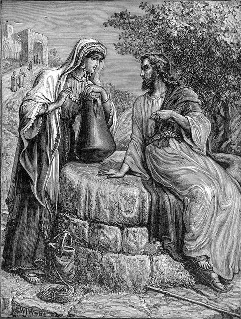 """Jesus and the Woman at the Well"" - Tresures of the Bible, Jesus' Ministry"